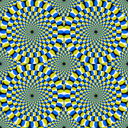 Cool Eye Trick – Try this mind bending optical illusion