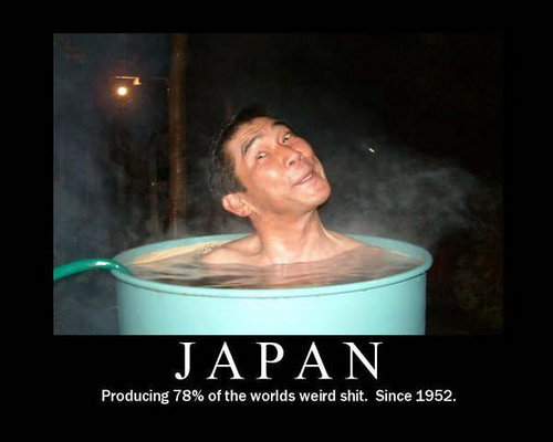 Crazy Japanese