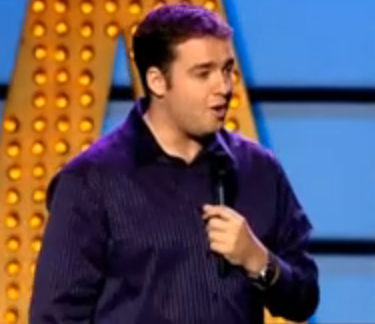Jason Manford Doing Standup