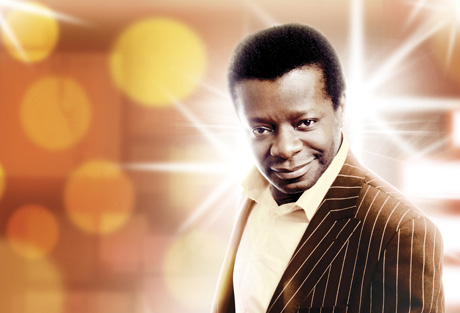 Stephen K Amos Stand Up Review – 2009/10 Tour