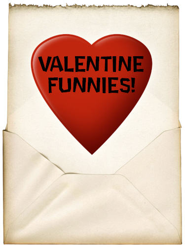Funny Valentine Poems, Jokes & Quotes