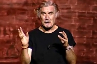Billy Connolly Comedian in Stand Up