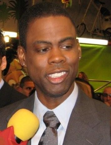 Chris Rock Smiling