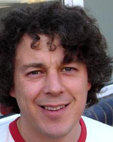 Alan Davies Comedian