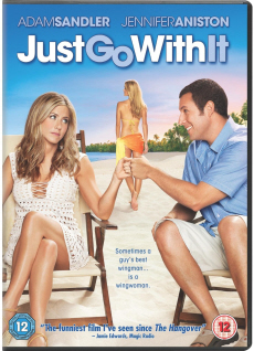 Sandler and Aniston