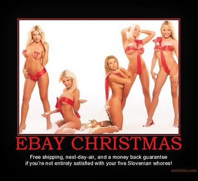 Hot christmas girls demotivational poster