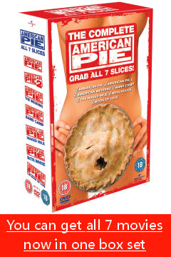 Watch American Pie on DVD