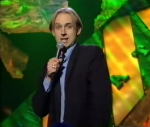Young Tim Vine