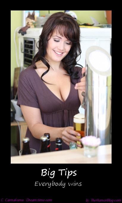 Sexy Barmaids Joke