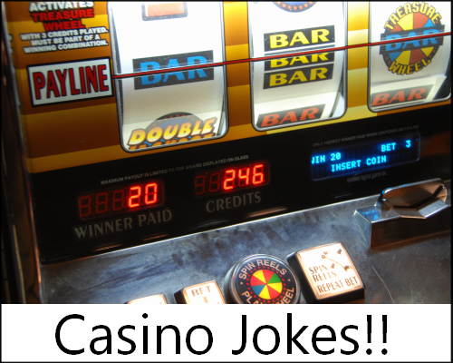 Classic Gambling and Vegas One Liner Jokes