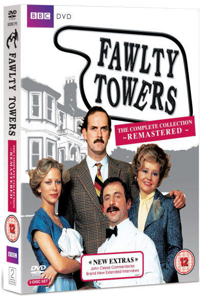 Fawlty Towers Quotes from Episodes