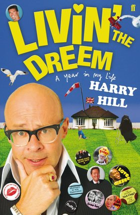 Harry Hill Book Livin The Dreem