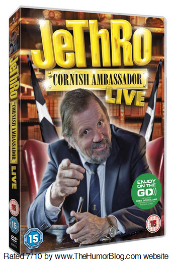 Jethro Cornish Ambassador DVD Review