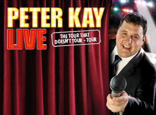 Peter Kay Live – 'The Tour That Doesn't Tour Tour….Now On Tour' Review