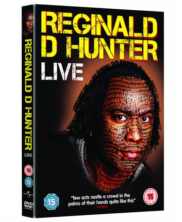 Reginald D. Hunter Live New Stand-Up Comedy DVD Review