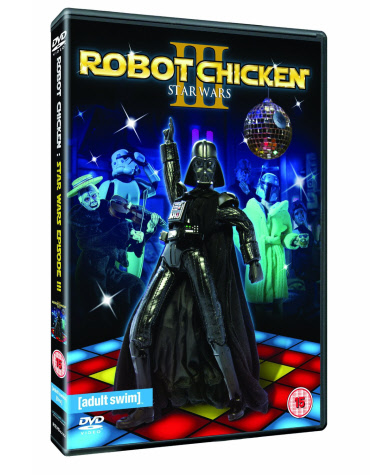 Robot Chicken: Star Wars Episode 3 Review