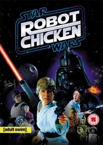 Robot Chicken: Star Wars Episode 1 Review (DVD)