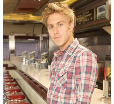 Comedian Russell Howard
