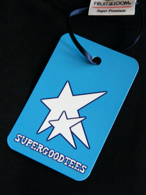 Supergoodtees Label