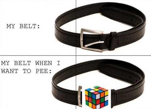 Classic belt problem