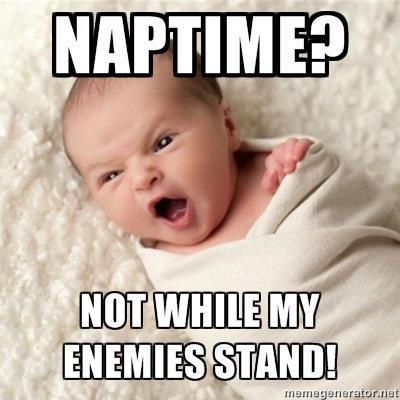 Cute baby joke