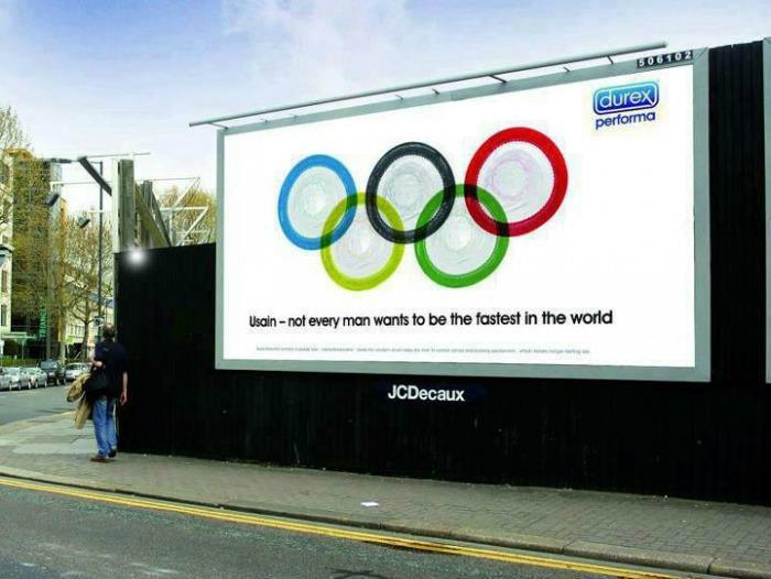 Funny Durex ad