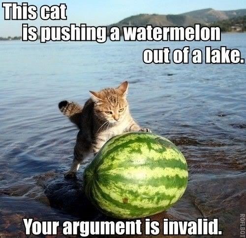 Argument is invalid