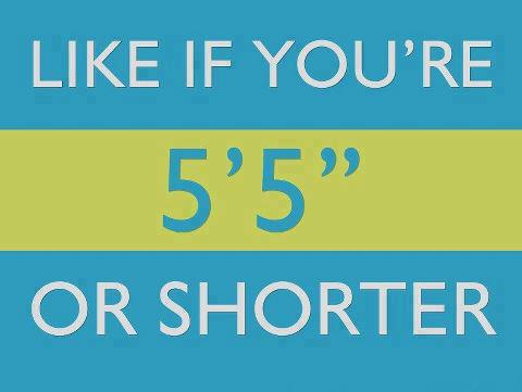 Like if you are short