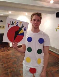 Want to play the twister game