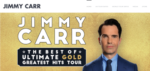 Jimmy Carr Official Website
